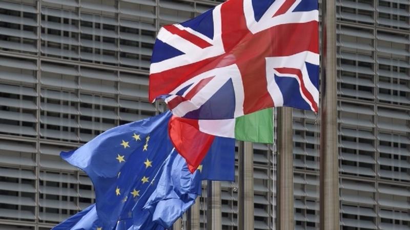 英國的人員移動自由之權利將在兩年後結束。(圖片來源:AFP)