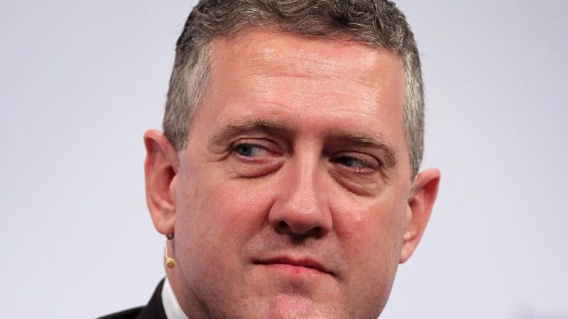 圖:AFP  聖路易Fed銀行總裁布拉德
