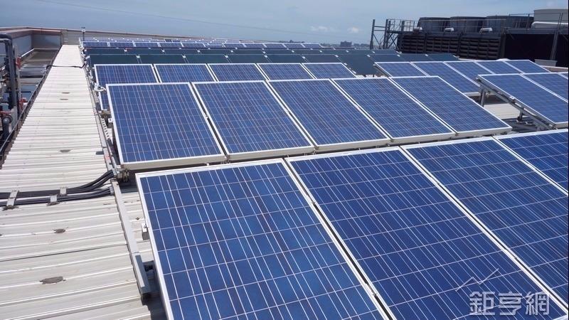 太陽能電池廠Q2兩樣情 茂迪虧損收斂30% 太極長約拖累赤字擴大