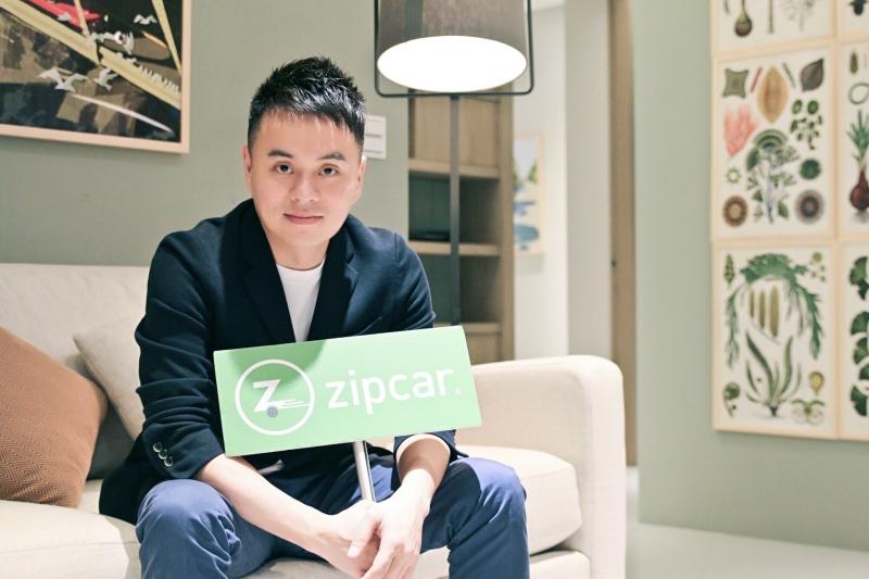 Zipcar董事長彭仕邦 (圖:Zipcar提供)