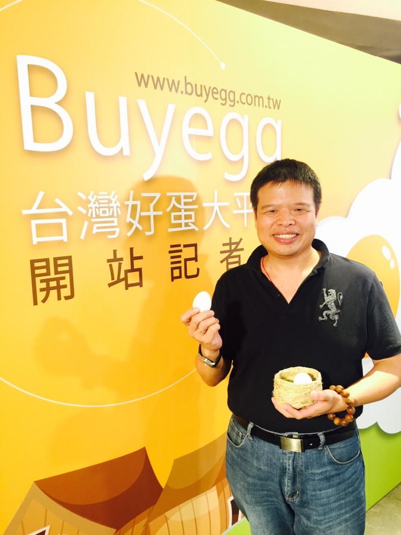 華元生物科技董事長黃揆元 (圖: 華元生技提供)