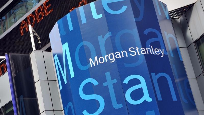 摩根士丹利成華爾街新交易之王。(AFP)