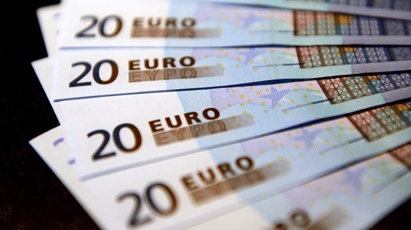 歐元今年以來一路走高。(圖:AFP)