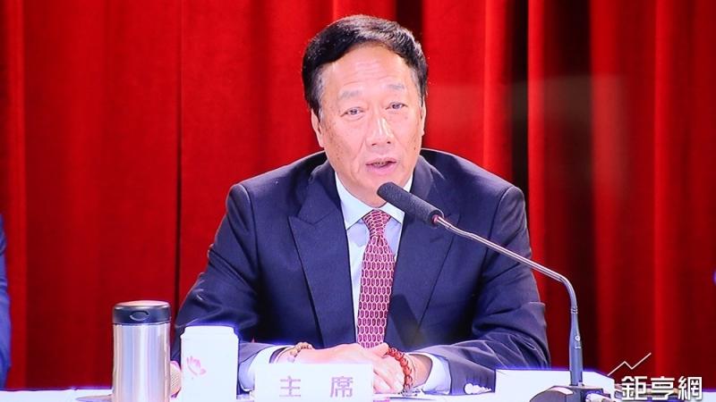 郭董成日面板廠救世主 傳JDI擬釋35%股權予鴻海