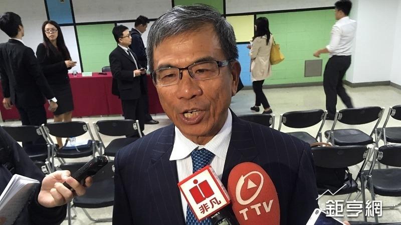 仁寶總經理陳瑞聰。(鉅亨網資料照)