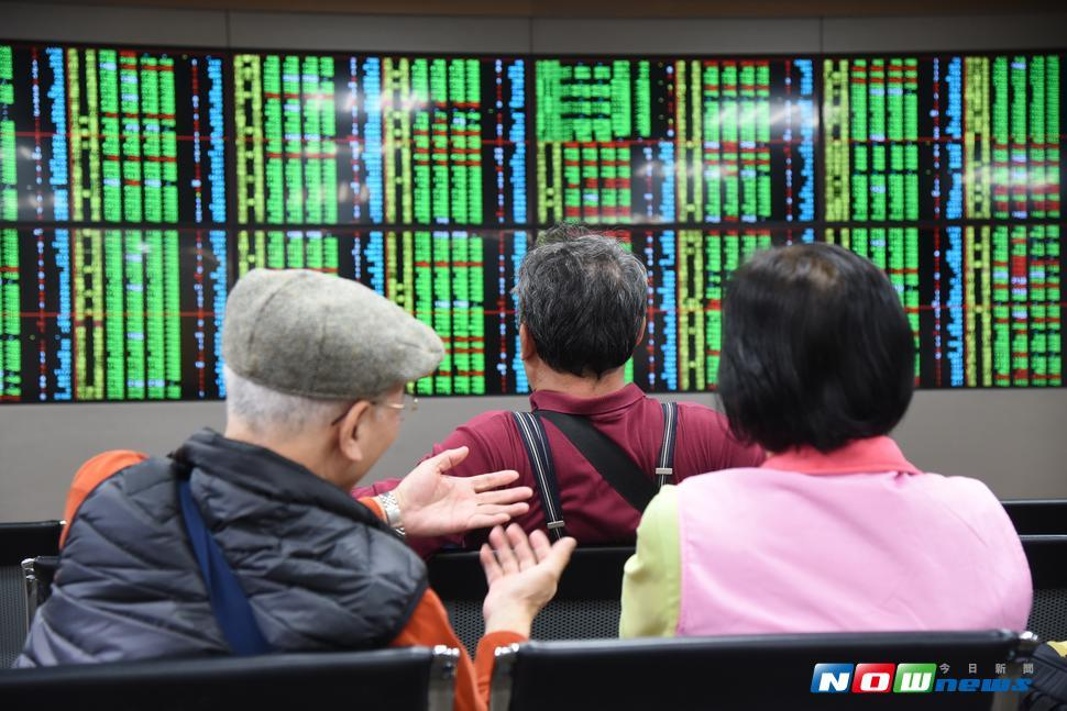 ▲美國與北韓緊張情勢升溫,全球股市一片慘綠。(圖/NOWnews 資料照片)