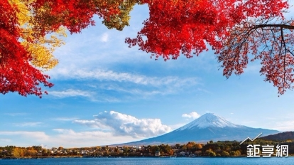 日本旅遊刷JCB卡匯率便宜;圖為日本富士山。(鉅亨網記者陳慧菱攝)