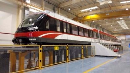 中國中低速磁浮列車時速120公里 破世界紀錄 年內量產