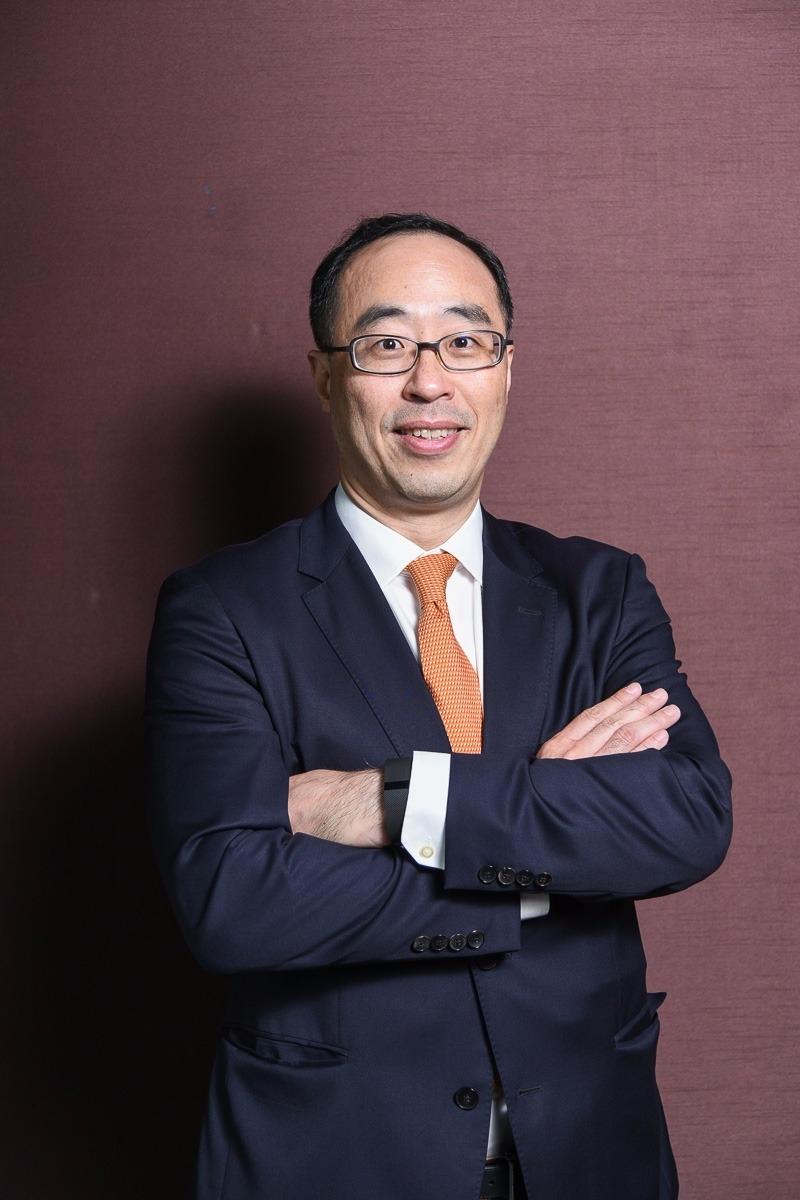 瑞銀證券台灣區總經理 董成康