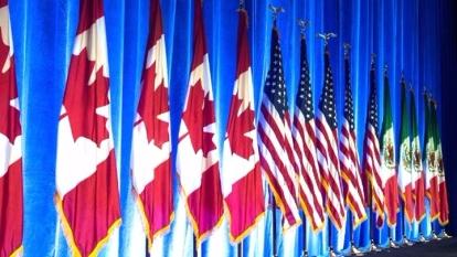 美國、加拿大和墨西哥16日就更新《北美自由貿易協定》(NAFTA)展開首輪談判。  (圖:AFP)