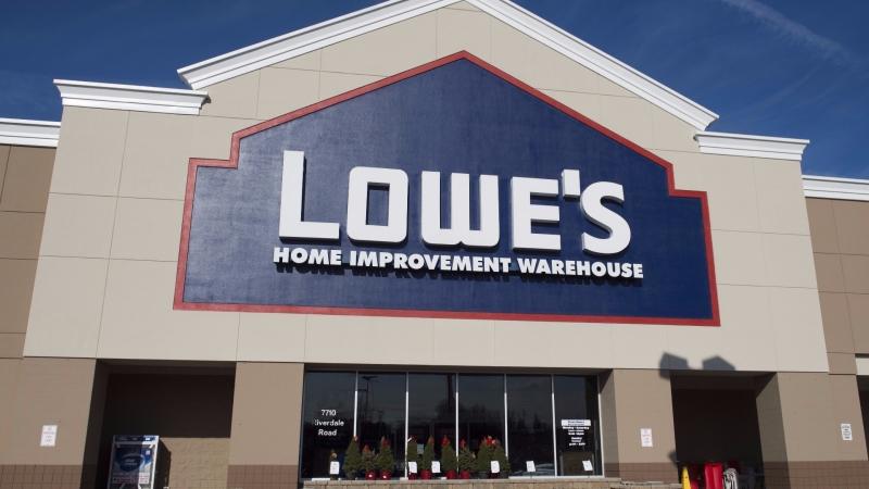 Lowe's / 圖片來源:afp