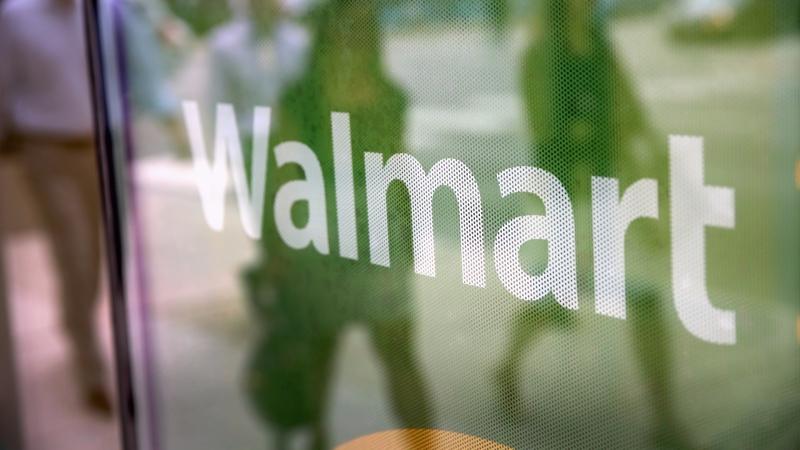 Walmart 沃爾瑪 / 圖片來源:afp