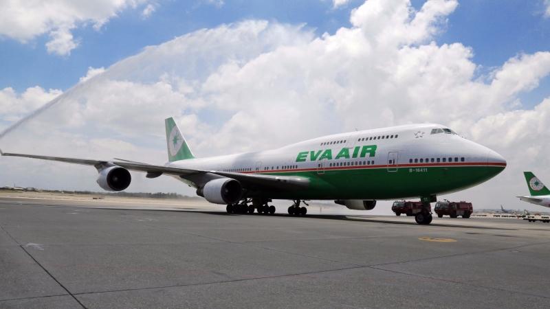 長榮航波音747-400客機風光退役 明年下半年引進787