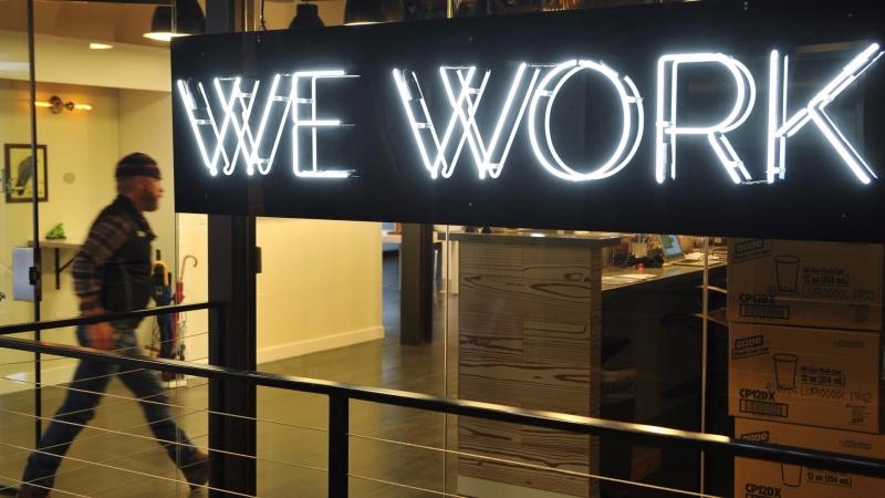 軟銀44億美元注資WeWork  催生全美第4大獨角獸公司