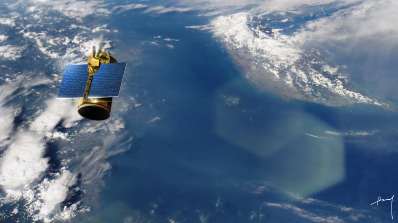 升空後通聯狀況佳 福衛五號最快兩周內傳回首張照片