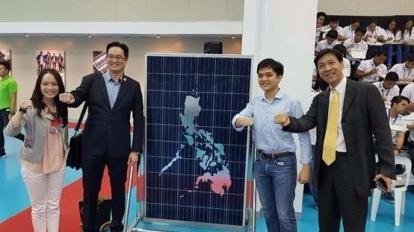 昱晶奪東南亞太陽能屋頂發電龍頭大型合約  業績進補