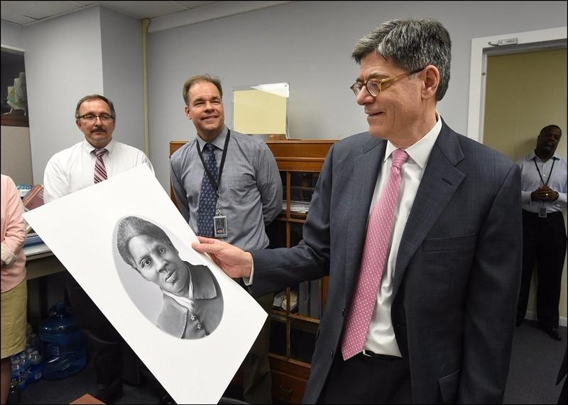 Harriet Tubman 圖像 / 圖片來源:afp