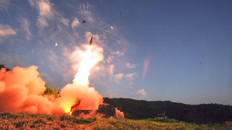 北韓周日進行氫彈試爆。  (圖:AFP)