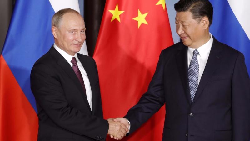 俄羅斯總統普丁署名的《金磚國家——開啟戰略夥伴關係的新視野》一文提及他對半島局勢的看法。(圖:AFP)