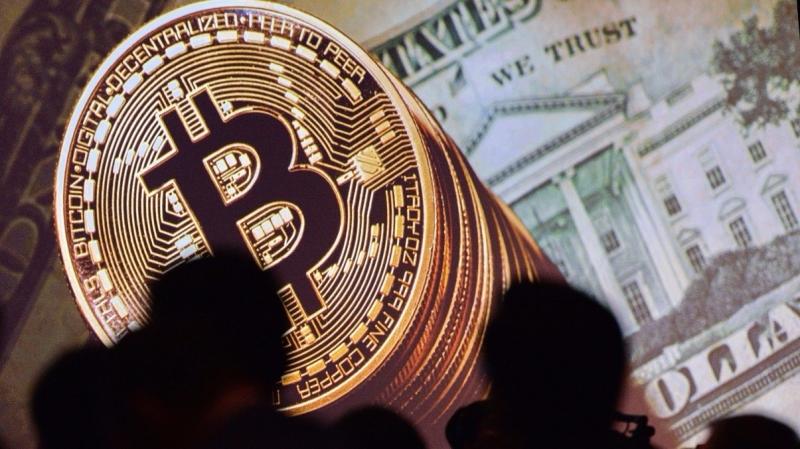 比特幣遭遇重大利空打擊。(圖:AFP)