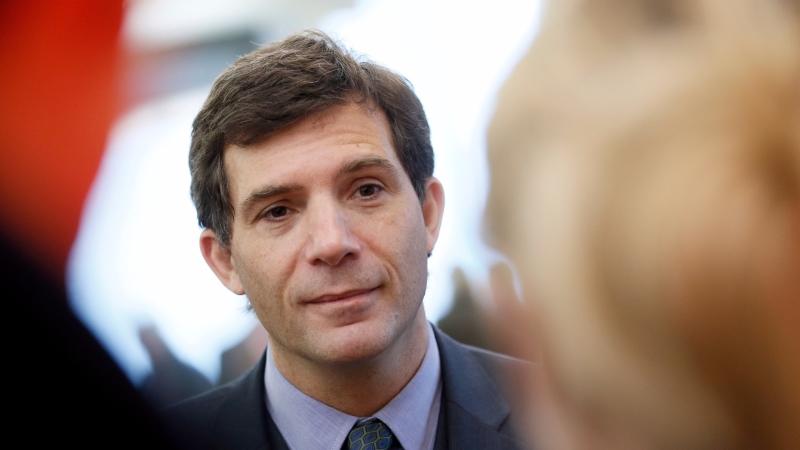 Cellectis CEO André Choulika。(圖:AFP)