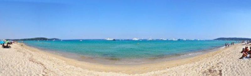 法國Pampelonne海灘,是歐洲最古老的旅遊景點之一。 (圖取材自網路)