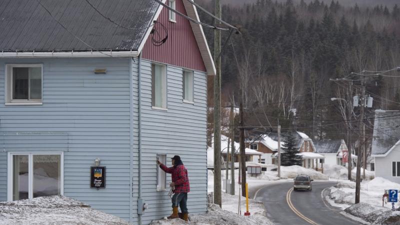 加拿大房市正進入寒冬期。(AFP)