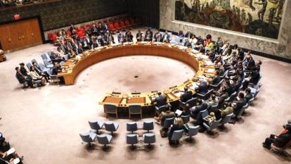 聯合國安理會表決對北韓制裁。 (圖:AFP)