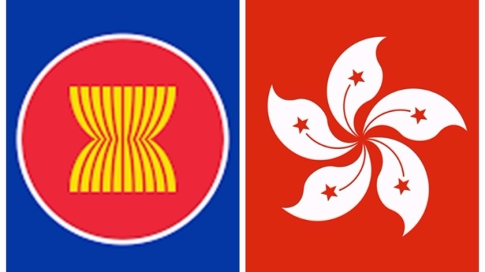 香港東盟11月簽自貿協定。 (圖取材自網路)