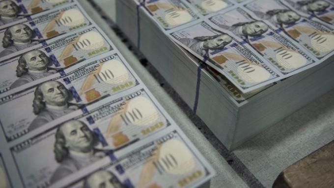 岡拉克認為美元短期已觸底(圖:AFP)