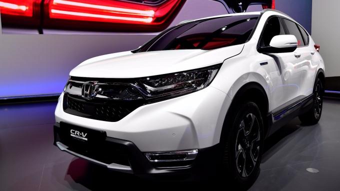 東軟、豐田攜手開發純電動車。(圖:AFP)