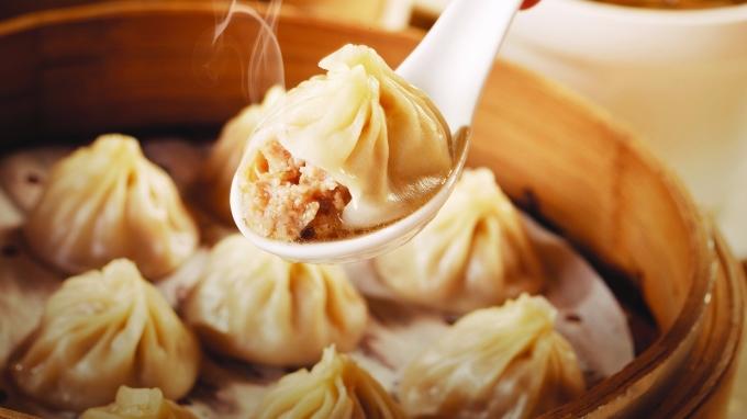 漢來上海湯包首家館外分店於台中開出。(圖:漢來美食提供)