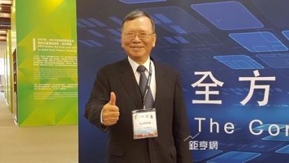 4G第三波執照競標10月下旬展開,五大電信業者都不缺席。圖為中華電信董事長鄭優。(鉅亨網資料照)