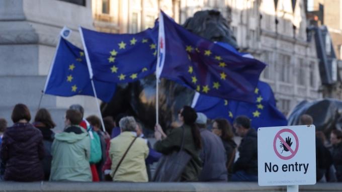 歐盟正在討論有關外國投資歐盟企業的細則,傳出有份草案是對中資投資限制。(圖:AFP)