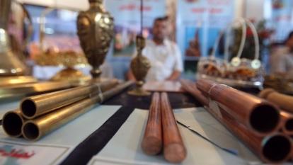 銅原料約占榮星漆包線產品成本的85%。(圖:AFP)
