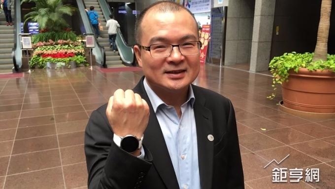 台灣半導體協會常務理事長謝清江。(鉅亨網資料照)