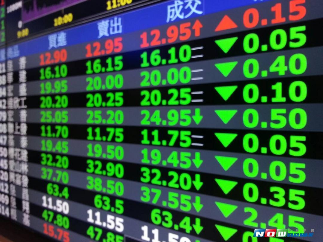 ▲台股 9 月 15 日開盤漲 3.25 點,加權股價指數以 10556.82 點開出,開盤不久後又下挫來到盤下。(圖/NOWnews 資料照片)