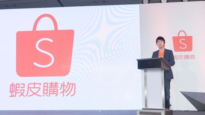 蝦皮購物首席營運長馮時欽。(圖:蝦皮提供)