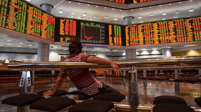馬來西亞股市(圖:AFP)