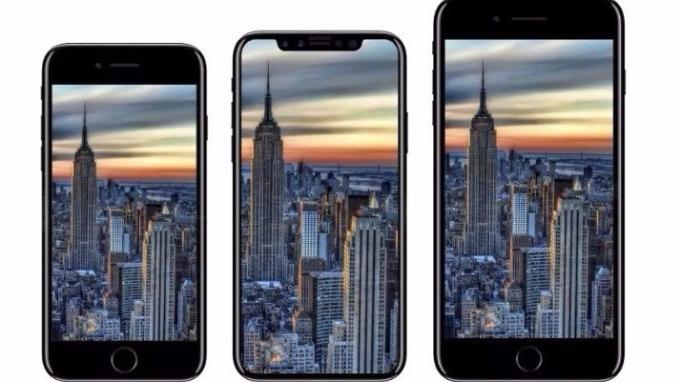 那些年,非蘋手機帶給消費者的驚艷。(AFP)