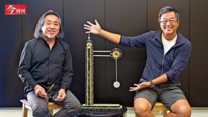 姚仁喜是建築大師,王偉忠則是綜藝鼻祖,兩人相識 30 年,終於合作在一塊兒。(今周刊)