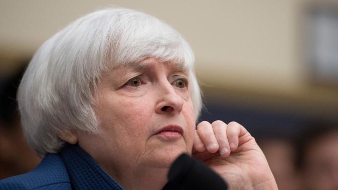 投資機構關注的美國聯準會四大議題,其中包含聯準會現任主席葉倫任期結束後的安排。(圖:AFP)