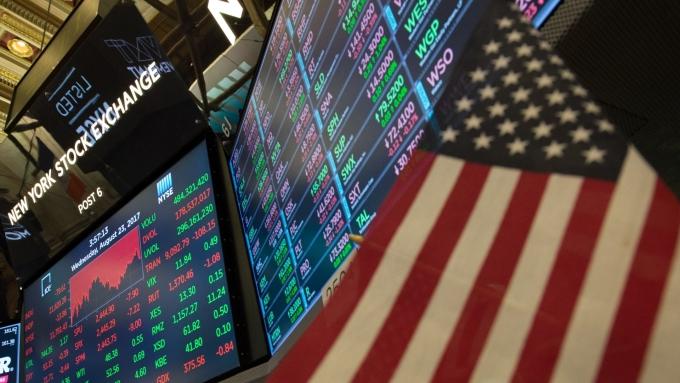 圖:AFP  Fed可能再度升息 金融股週三上漲