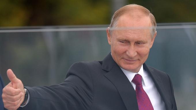 俄羅斯總統普丁(圖:AFP)