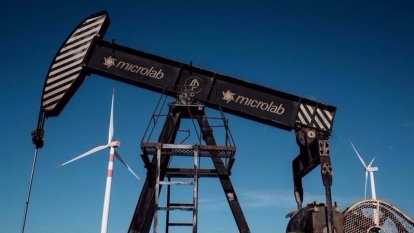油價持續疲軟的時代或將結束(圖:AFP)