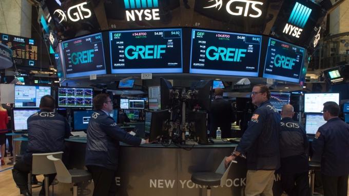 圖:AFP  美國股市週二整理 漲跌互見