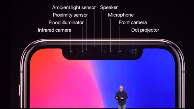 面部識別的模組出貨延遲,是蘋果授意? (圖:AFP)