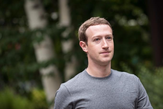 臉書執行長