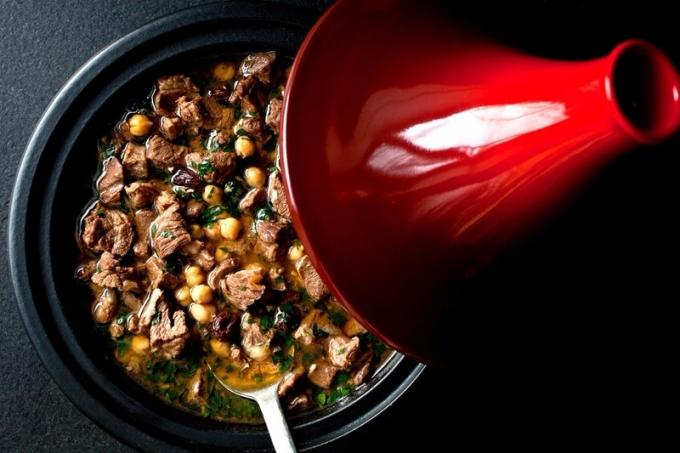 摩洛哥煲仔鍋 / 圖:Tagine 餐廳