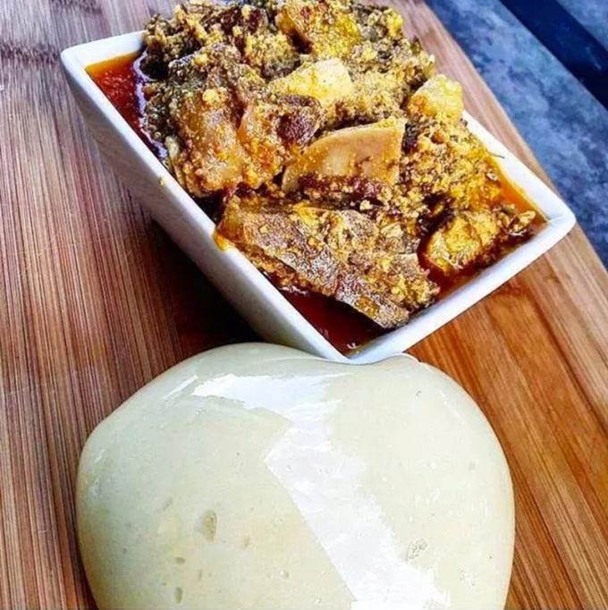 芋頭與瓜子 / 圖:Accra 餐廳